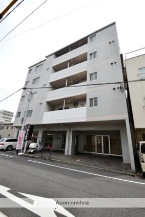 岡山県岡山市北区、岡山駅徒歩11分の築30年 5階建の賃貸マンション