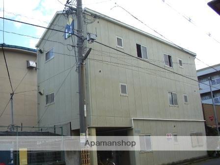 岡山県岡山市北区、岡山駅徒歩29分の築26年 3階建の賃貸マンション