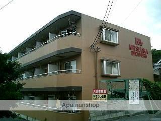 岡山県岡山市北区、岡山駅徒歩32分の築24年 3階建の賃貸マンション