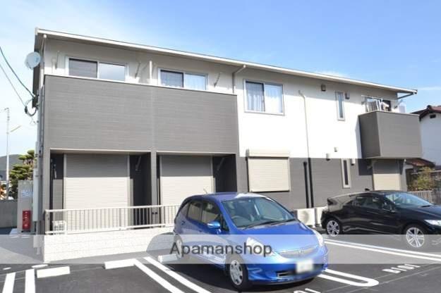 岡山県備前市、吉永駅徒歩6分の築2年 2階建の賃貸アパート