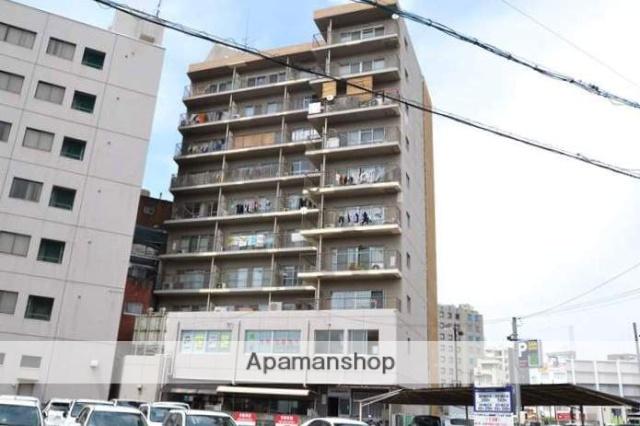 岡山県岡山市北区、新西大寺町筋駅徒歩5分の築37年 10階建の賃貸マンション