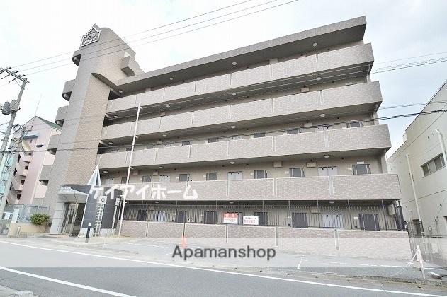 岡山県倉敷市、倉敷駅徒歩15分の築19年 5階建の賃貸マンション