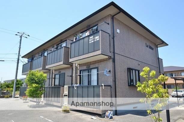 岡山県瀬戸内市、長船駅徒歩30分の築16年 2階建の賃貸アパート