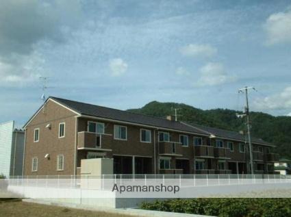 岡山県赤磐市、熊山駅徒歩21分の築9年 2階建の賃貸アパート