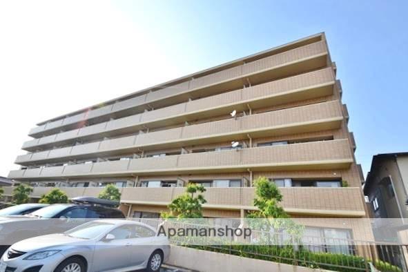 岡山県岡山市北区、大元駅徒歩20分の築26年 6階建の賃貸マンション