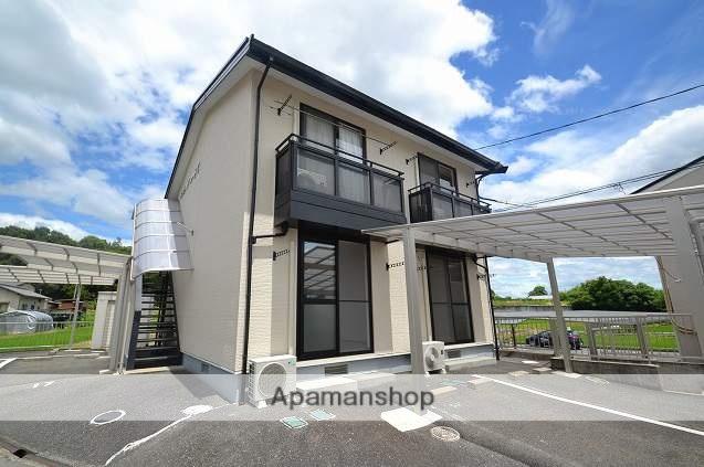 岡山県赤磐市、瀬戸駅徒歩46分の築18年 2階建の賃貸アパート