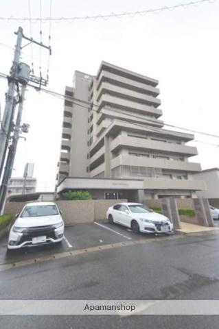 岡山県岡山市中区、岡山駅徒歩34分の築11年 10階建の賃貸マンション