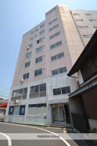 岡山県岡山市北区、岡山駅徒歩12分の築39年 8階建の賃貸マンション