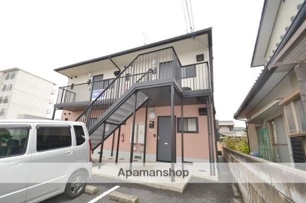 岡山県岡山市中区、東山駅徒歩47分の築19年 2階建の賃貸アパート
