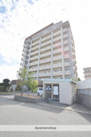岡山県倉敷市、西阿知駅徒歩25分の築13年 9階建の賃貸マンション
