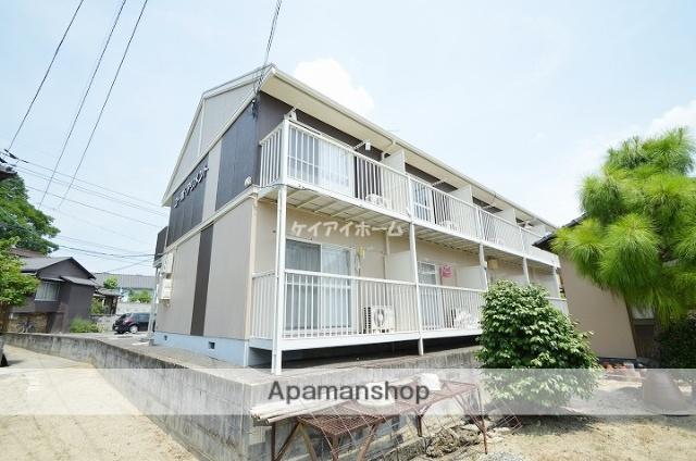 岡山県倉敷市、庭瀬駅徒歩55分の築22年 2階建の賃貸アパート
