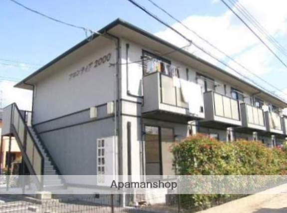 岡山県岡山市中区、東岡山駅徒歩13分の築17年 2階建の賃貸アパート