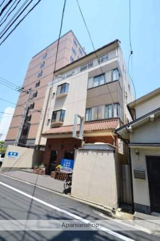 岡山県岡山市北区、岡山駅徒歩10分の築34年 4階建の賃貸マンション