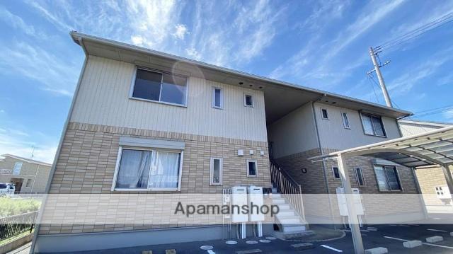 岡山県岡山市東区、上道駅徒歩45分の築9年 2階建の賃貸アパート