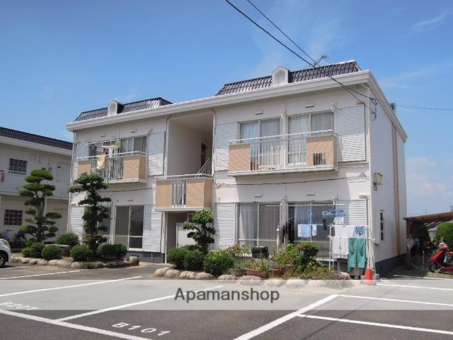 岡山県瀬戸内市、邑久駅徒歩11分の築25年 2階建の賃貸アパート