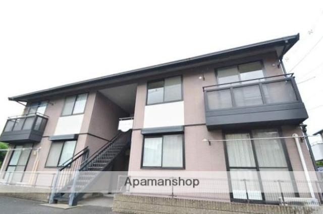 岡山県岡山市中区、小橋駅徒歩11分の築19年 2階建の賃貸アパート