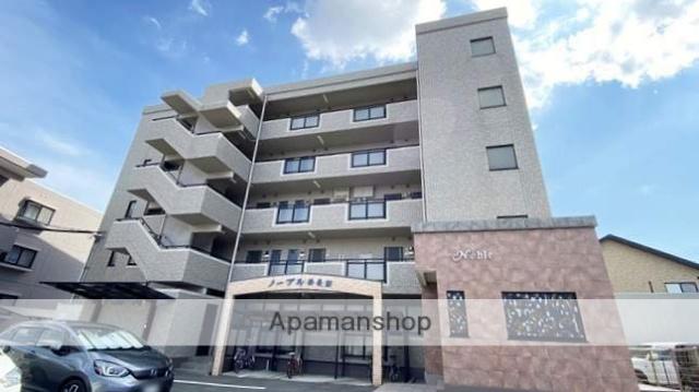 岡山県岡山市北区、北長瀬駅徒歩16分の築12年 5階建の賃貸マンション