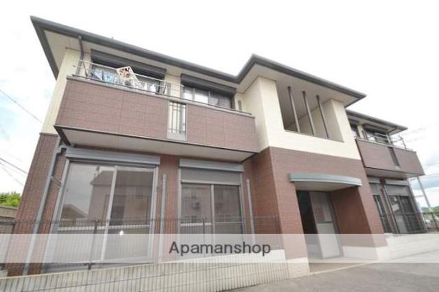 岡山県岡山市東区、上道駅徒歩42分の築14年 2階建の賃貸アパート