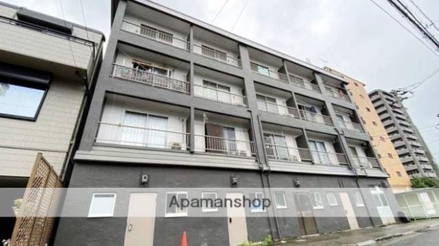 岡山県岡山市北区、大元駅徒歩12分の築39年 4階建の賃貸マンション
