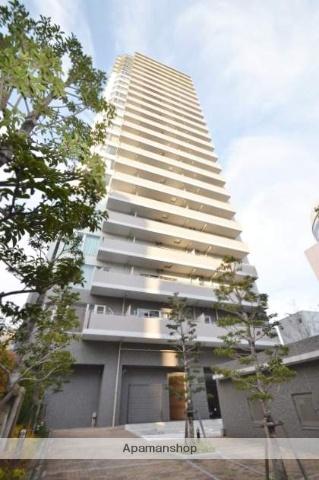 岡山県岡山市北区、柳川駅徒歩5分の築9年 23階建の賃貸マンション
