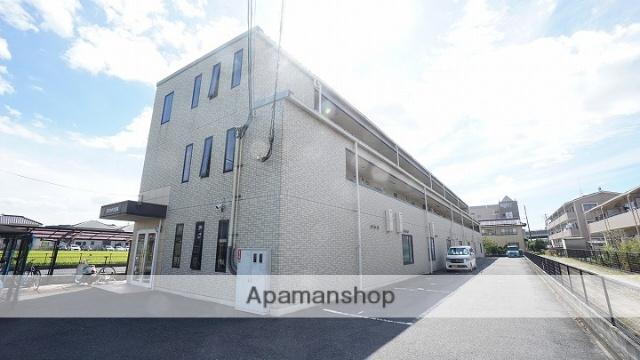 岡山県倉敷市、中庄駅徒歩5分の築11年 3階建の賃貸アパート