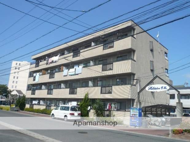 岡山県岡山市南区、北長瀬駅徒歩37分の築24年 4階建の賃貸マンション