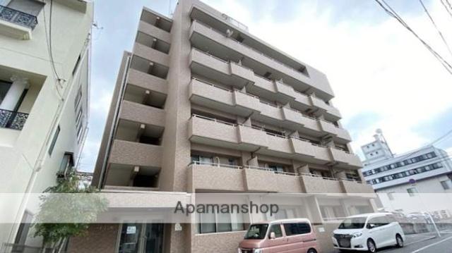 岡山県岡山市北区、岡山駅徒歩15分の築8年 7階建の賃貸マンション