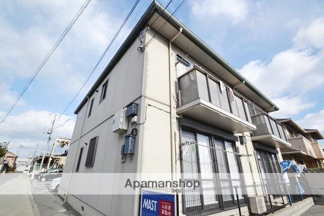 岡山県岡山市東区、大富駅徒歩45分の築12年 2階建の賃貸アパート