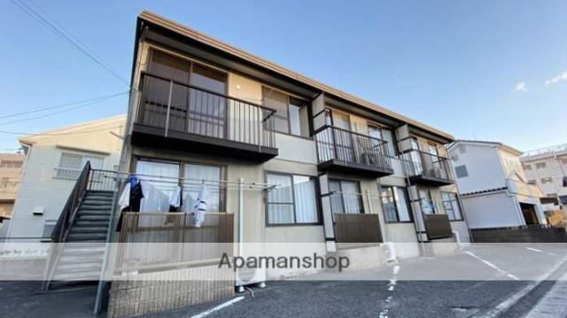 岡山県岡山市中区、岡山駅徒歩59分の築29年 2階建の賃貸アパート
