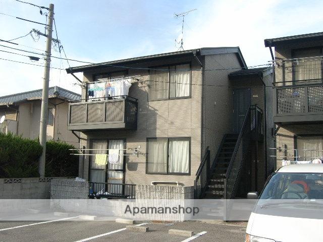 岡山県備前市、伊部駅徒歩6分の築16年 2階建の賃貸アパート