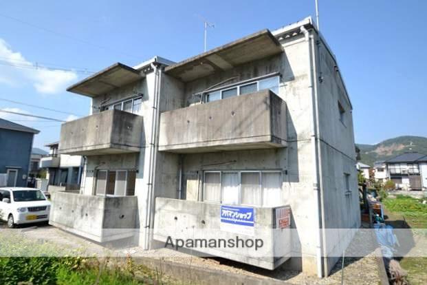 岡山県岡山市北区、玉柏駅徒歩25分の築17年 2階建の賃貸マンション