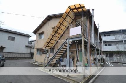 岡山県岡山市中区、高島駅徒歩13分の築40年 2階建の賃貸アパート