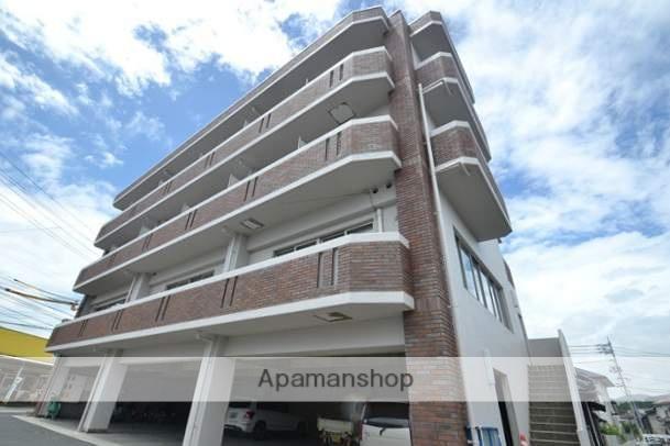 岡山県岡山市中区、上道駅徒歩43分の築19年 4階建の賃貸マンション