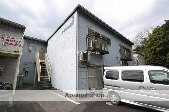岡山県備前市、伊里駅徒歩27分の築18年 2階建の賃貸アパート
