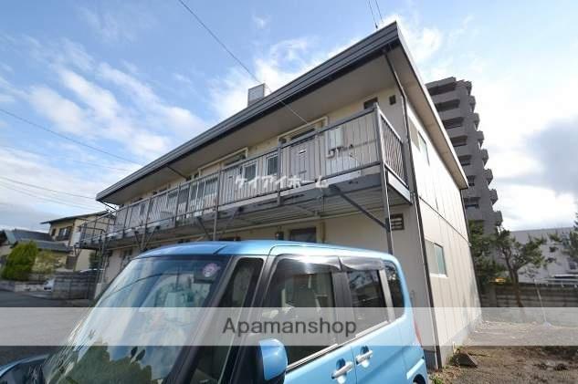岡山県岡山市中区、西川原駅徒歩28分の築32年 2階建の賃貸アパート