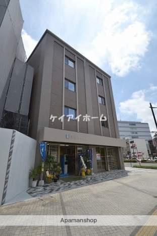 岡山県岡山市北区、柳川駅徒歩2分の新築 4階建の賃貸マンション