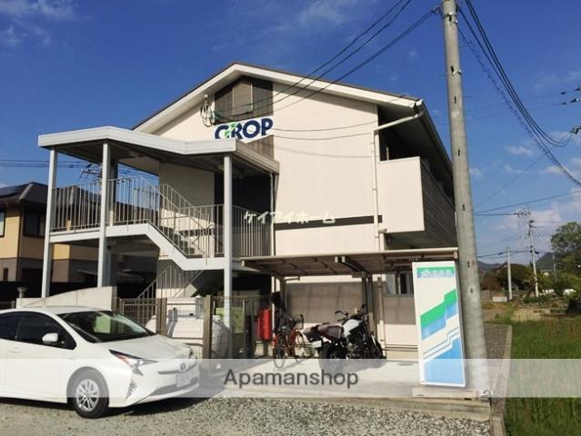 岡山県備前市、吉永駅徒歩6分の築10年 2階建の賃貸アパート