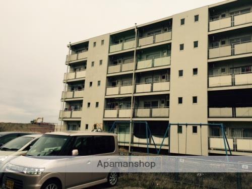 岡山県瀬戸内市、長船駅徒歩23分の築44年 5階建の賃貸マンション
