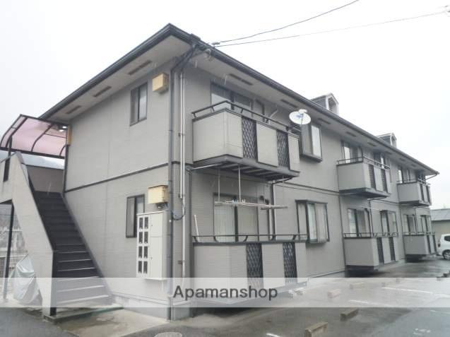 岡山県備前市、伊部駅徒歩14分の築17年 2階建の賃貸アパート