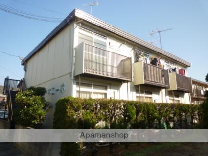 岡山県岡山市中区、高島駅徒歩15分の築38年 2階建の賃貸アパート