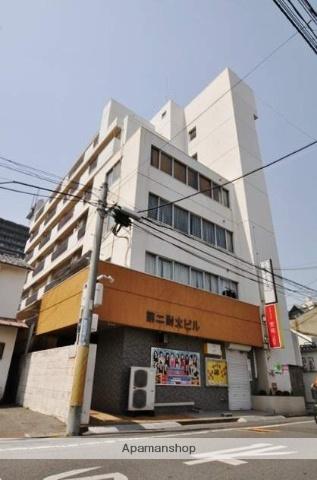 岡山県岡山市北区、岡山駅徒歩10分の築39年 7階建の賃貸マンション