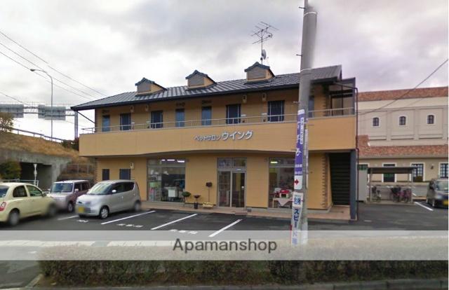 岡山県倉敷市、中庄駅徒歩20分の築10年 2階建の賃貸アパート