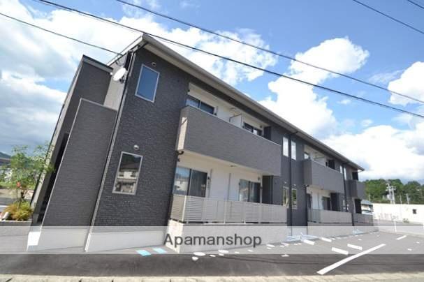 岡山県和気郡和気町、和気駅徒歩11分の築3年 2階建の賃貸アパート