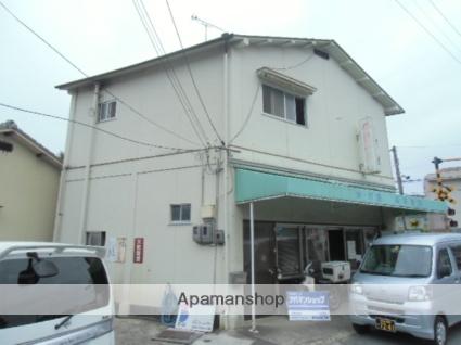 岡山県岡山市北区、玉柏駅徒歩18分の築40年 2階建の賃貸アパート