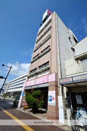 岡山県岡山市北区、岡山駅徒歩15分の築27年 6階建の賃貸マンション