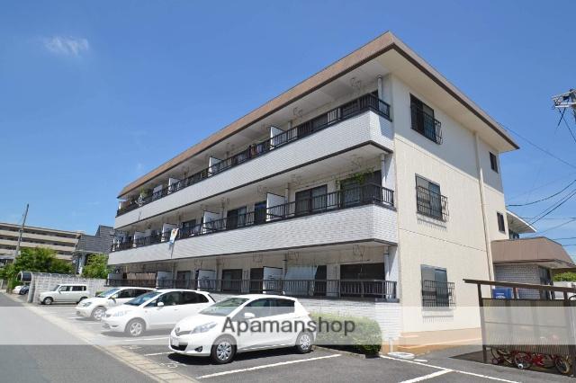 岡山県岡山市中区、西川原駅徒歩16分の築29年 3階建の賃貸マンション