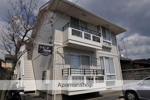 岡山県岡山市中区、岡山駅徒歩36分の築23年 2階建の賃貸アパート