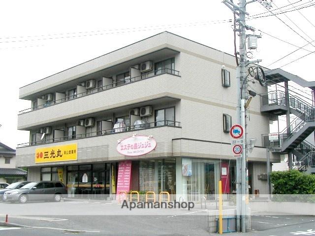 岡山県岡山市中区、東岡山駅徒歩9分の築22年 3階建の賃貸マンション