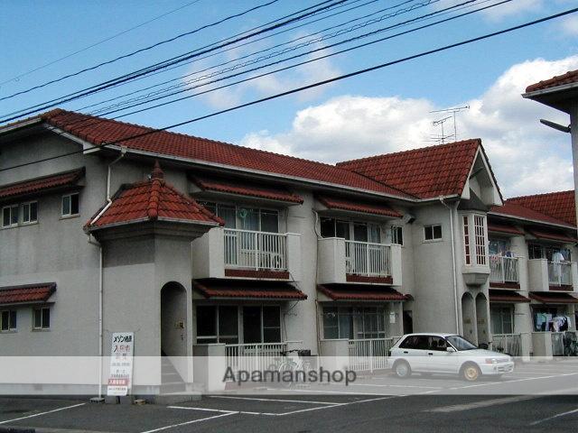 岡山県岡山市東区、上道駅徒歩47分の築27年 2階建の賃貸アパート