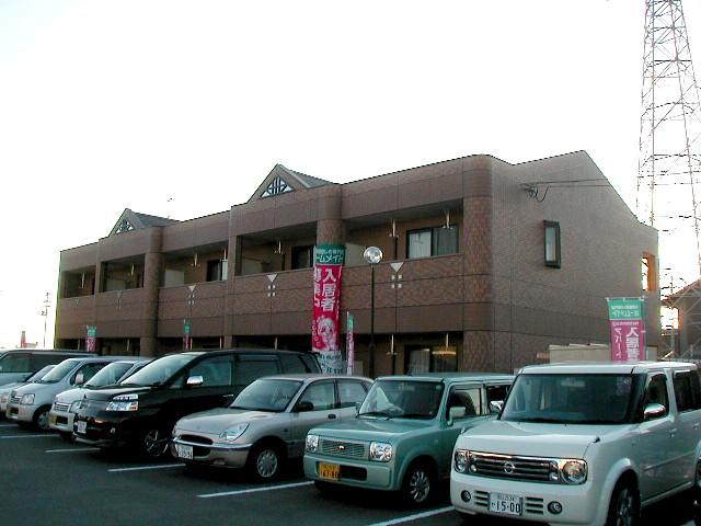 岡山県岡山市東区、大多羅駅徒歩16分の築11年 2階建の賃貸アパート